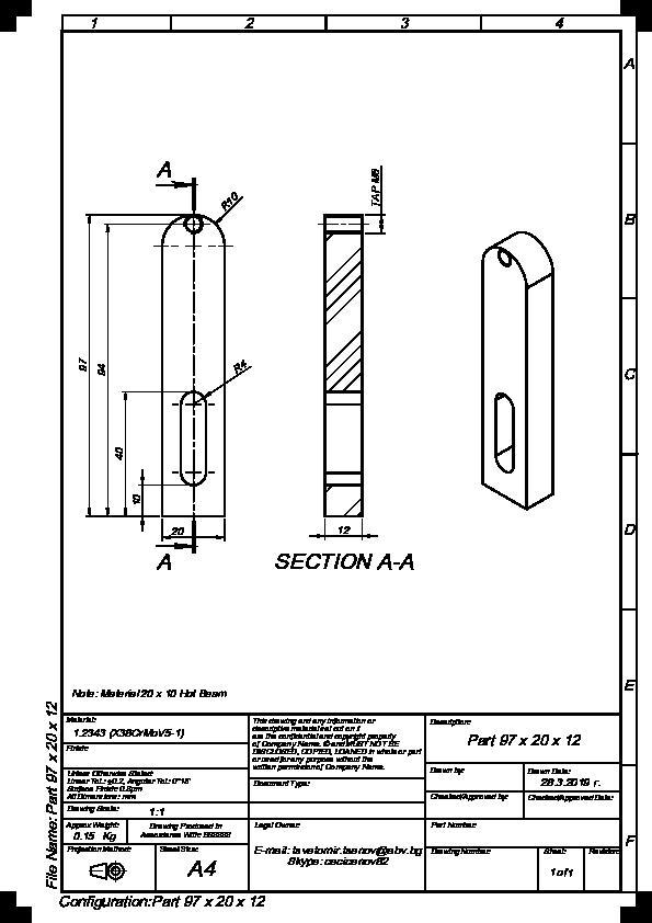 Custom Machined Parts
