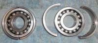 Aluminium bearing sleeves