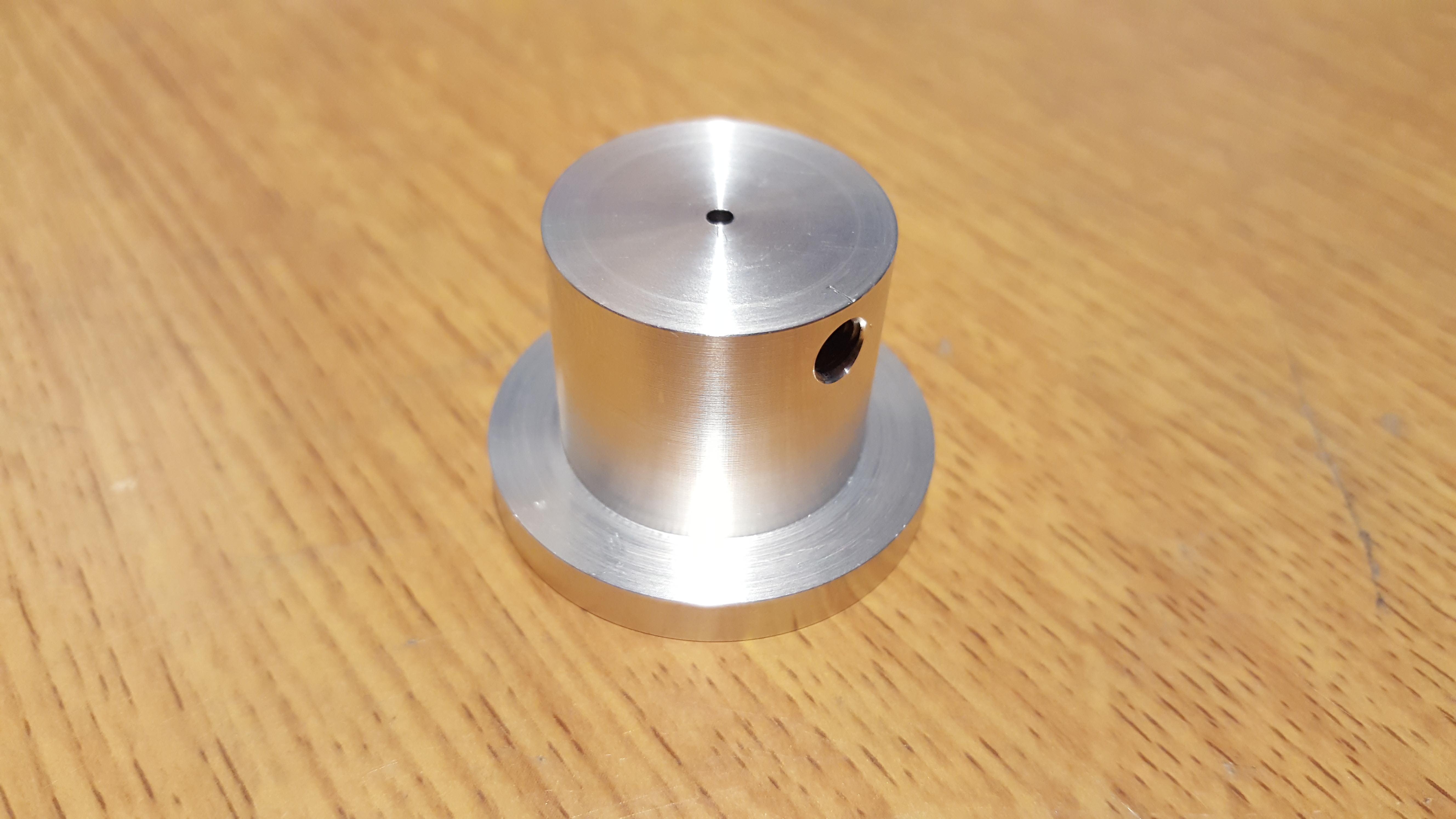 aluminium part