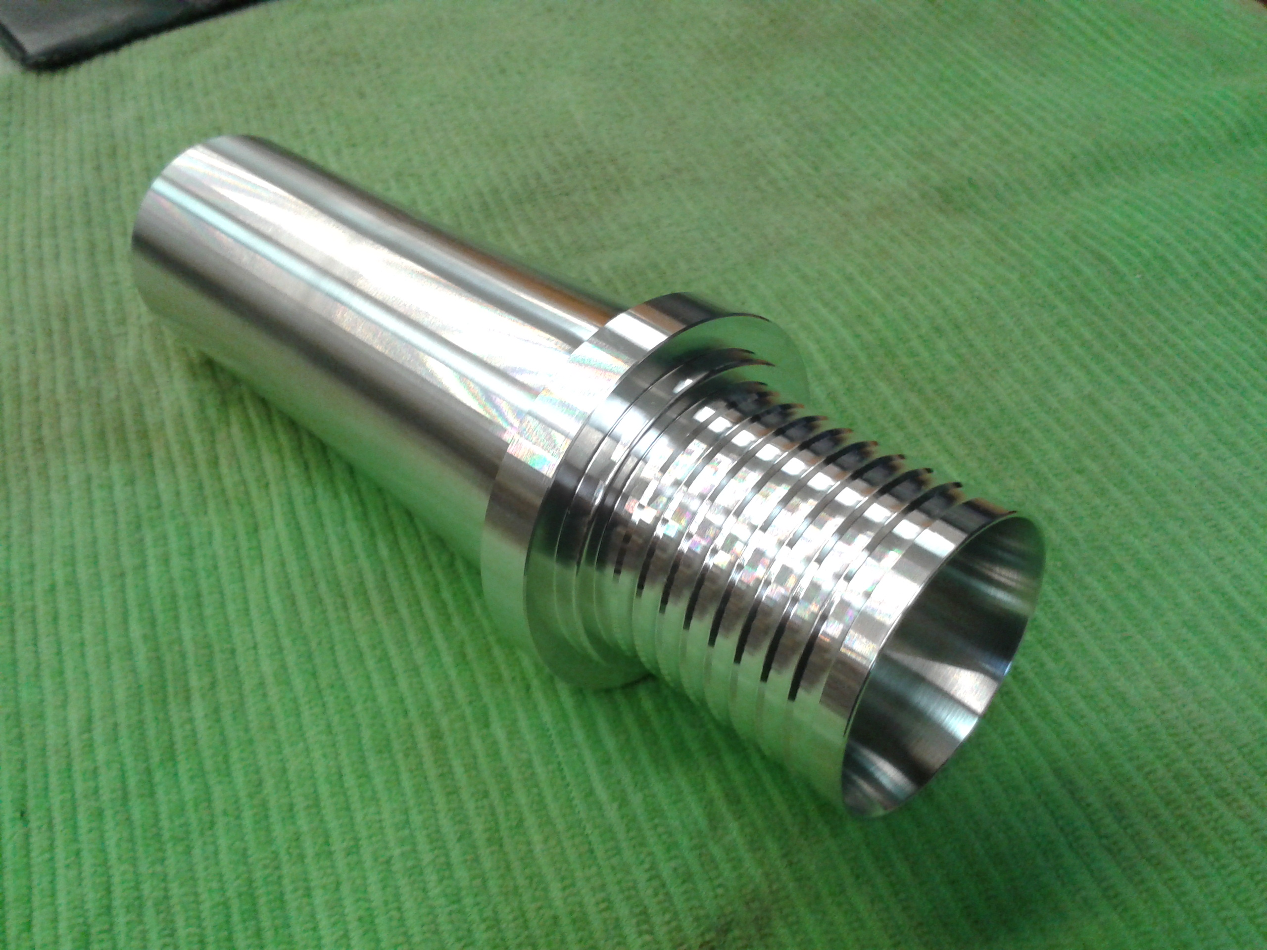 Aluminium Nozzle