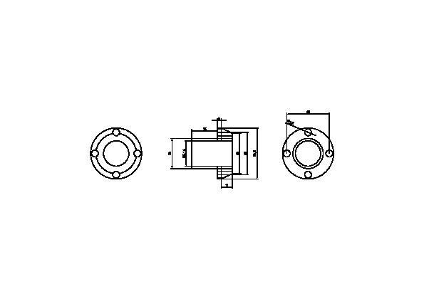 gear adaptor