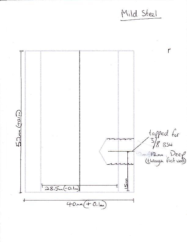 mild steel shaft lock collar