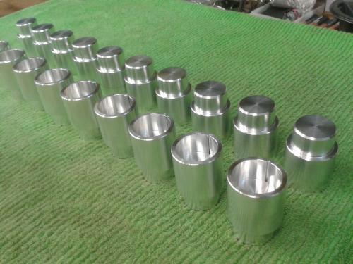 20 Aluminium Pad Holders